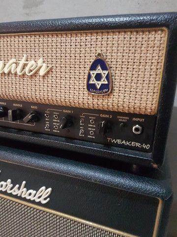 Amplificador valvulado guitarra - Foto 2