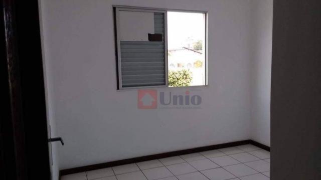 Apartamento com 3 dormitórios à venda, 65 m² por R$ 190.000,00 - Jardim Elite - Piracicaba - Foto 7