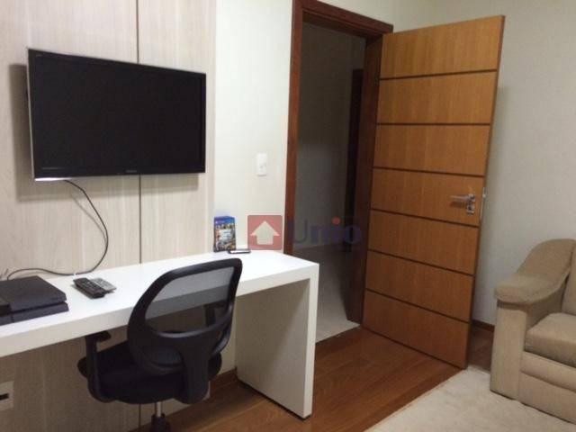 Apartamento com 3 dormitórios à venda, 138 m² por R$ 620.000,00 - Castelinho - Piracicaba/ - Foto 12