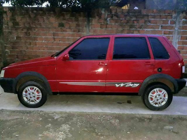 Fiat Uno!