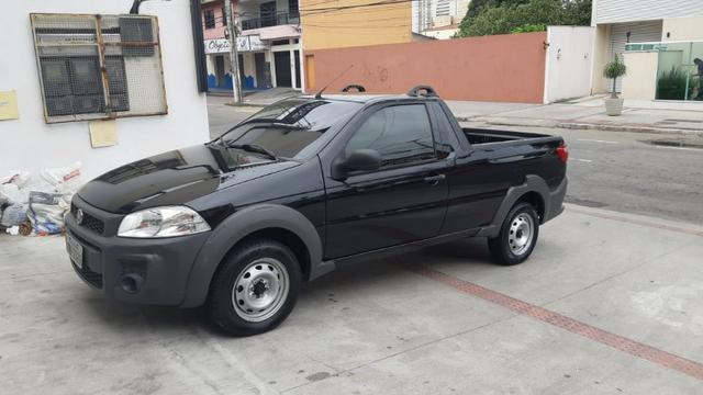 Pick up Fiat Strada Working modelo 2016 Completa Super Conservada único dono
