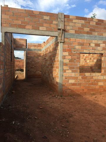 Lote com duas casas pre construídas - Foto 2