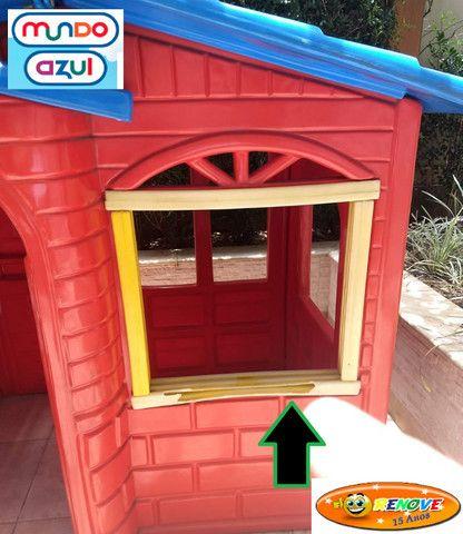 Playground Peça Reposição Nova Fabricantes Freso / Mundo Azul / Xalingo - Foto 2