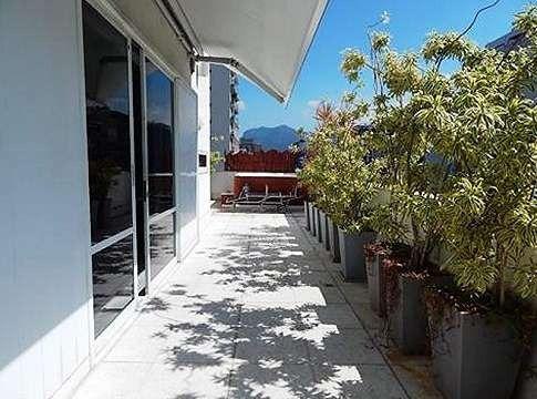 Cobertura Vista p/Mar 4 qrtos em Ipanema - Foto 4