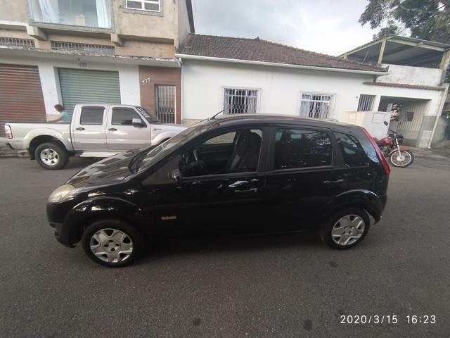 Fiesta hacht class 2012 1.6 GNV completo - Foto 10
