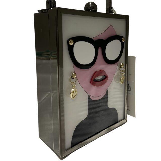 Bolsa Clutch de Luxo V&V Finder Original - Foto 5