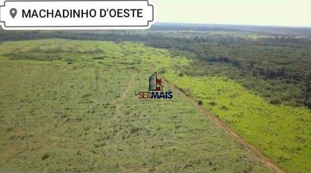 Fazenda à venda, por R$ 2.640.000 - Zona Rural - Machadinho D'Oeste/RO