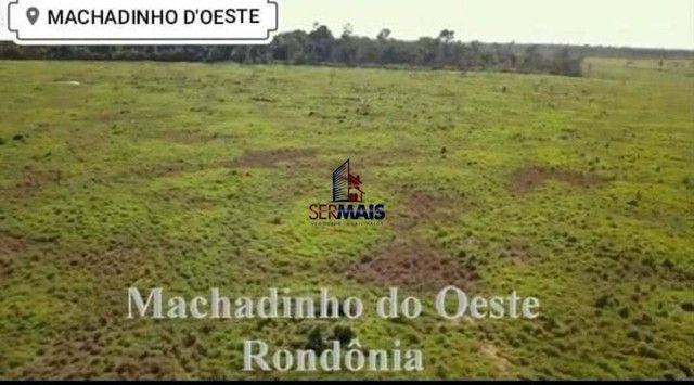 Fazenda à venda, por R$ 2.640.000 - Zona Rural - Machadinho D'Oeste/RO - Foto 2