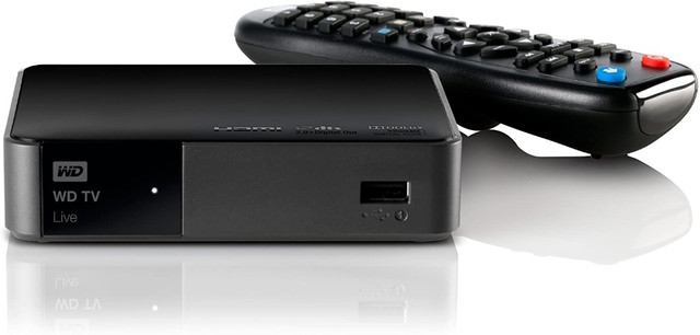 Western Digital Wdtv Live Streaming Media Plus