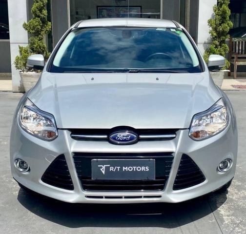 Ford Focus Hatch Titanium 2015 - Foto 7