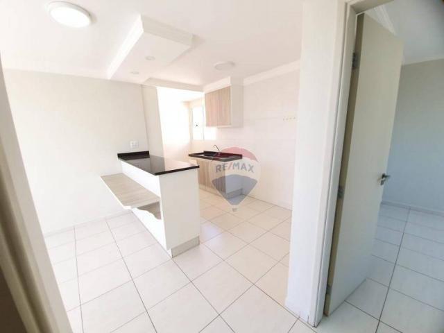 Apartamento com 2 dormitórios para alugar, 65 m² por R$ 1.296,00/mês - Jardim Bertioga - V - Foto 7
