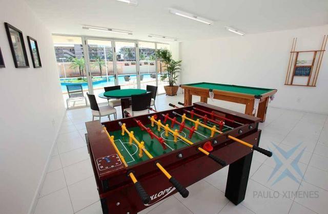 Apartamento com 3 dormitórios à venda, 113 m² por R$ 500.000,00 - Porto das Dunas - Aquira - Foto 3