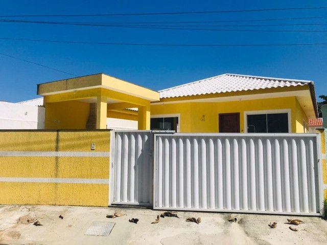 Casa nova em ão pedro da Aldeia