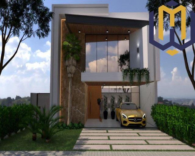 Casa em Construção em condomínio fechado de Maracanaú - Foto 2
