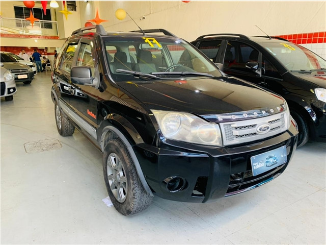 Ford Ecosport 2011 1.6 freestyle 8v flex 4p manual - Foto 4