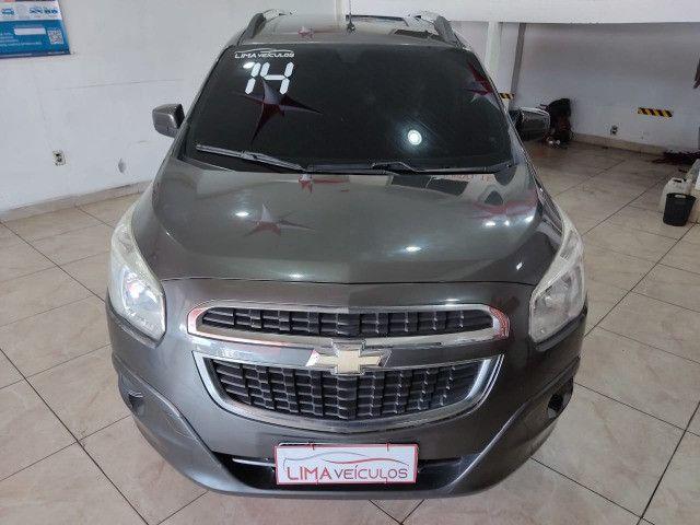 Chevrolet Spin LT 1.8 Automática + GNV 5G Novíssima - Foto 2