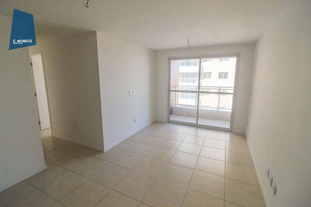 Apartamento com 2 dormitórios à venda, 58 m² por R$ 290.000,00 - Parangaba - Fortaleza/CE