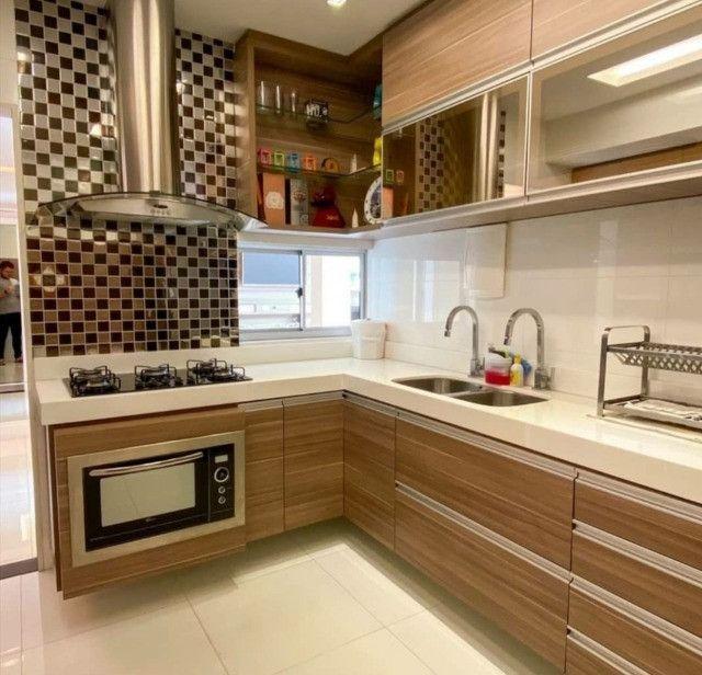 Casa em condominio fechado com 3 quartos  mobilia e lazer completo no Eusebio. - Foto 5