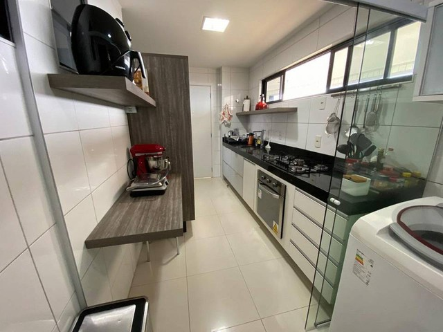 Apartamento para venda tem 116 metros quadrados com 3 quartos em Ponta D'Areia - São Luís  - Foto 12