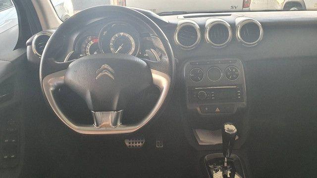C3 2012/2013 1.6 EXCLUSIVE 16V FLEX 4P AUTOMÁTICO - Foto 7