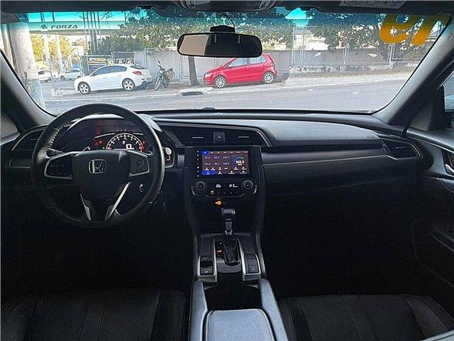 Honda Civic 2019 2.0 16v flexone ex 4p cvt - Foto 8