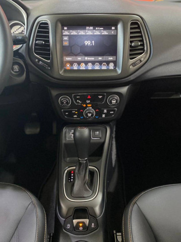 COMPASS 2020/2021 2.0 16V FLEX LONGITUDE AUTOMÁTICO - Foto 13