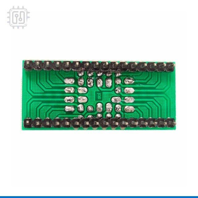 Adaptador PLCC32 - DIP32 - Foto 4