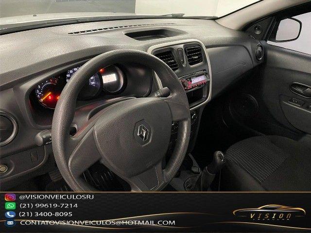 Renault Logan 1.0 Authentic - Foto 8