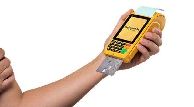 A Moderninha Pro Point A Pronta entrega chip NFC Pagseguro - Foto 2