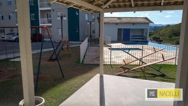 Apartamento com 2 dormitórios para alugar por R$ 750,00/mês - Agua Limpa - Volta Redonda/R - Foto 18