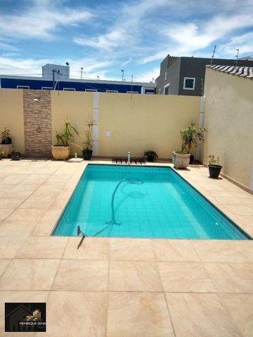 Casa com 02 quartos amplos, closet, piscina e churrasqueira. Bairro Nova São Pedro - Foto 3