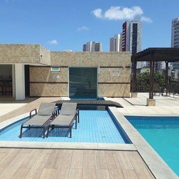 Ótimo apartamento no bairro de fátima, com 3 quartos sendo 2 suítes, armarios, blindex nos - Foto 6