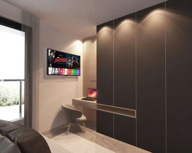 WL Prime - Apartamento de 61 à 117m², com 2 Dorm - Santa Lúcia - ES - Foto 12