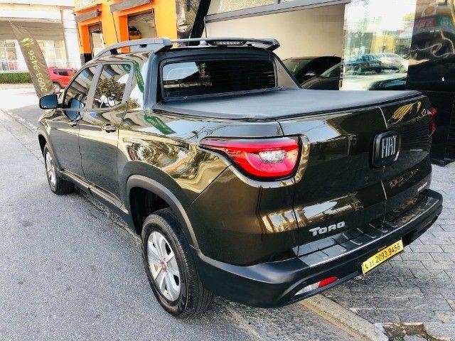 Fiat Toro 2019 1.8 16v Freedom Flex 4x2 Aut. 4p Impecável - Foto 9