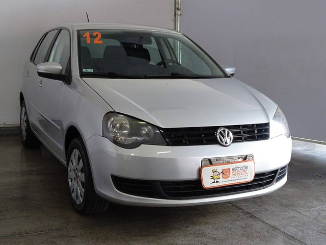 VOLKSWAGEN POLO 2012/2012 1.6 MI 8V FLEX 4P MANUAL - Foto 2