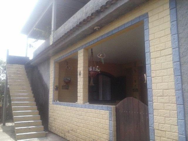 Venda ou Permuta Excelente casa com terraço e quitinete no Rio de Janeiro - Foto 2