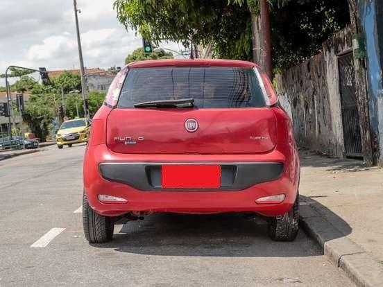Fiat Punto 1.4 Attactive 8V Flex 4P Manual FEIRÃO - Foto 7