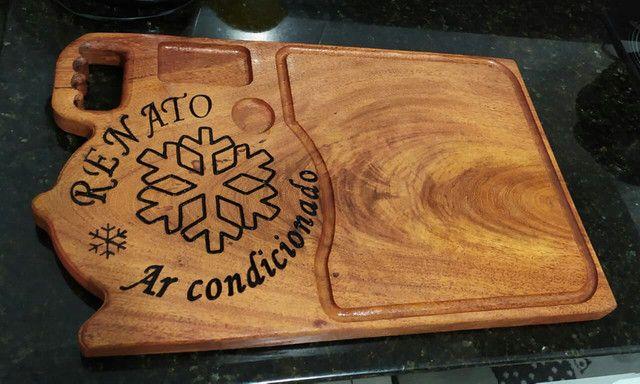 Tábua de churrasco Personalizada - Foto 2