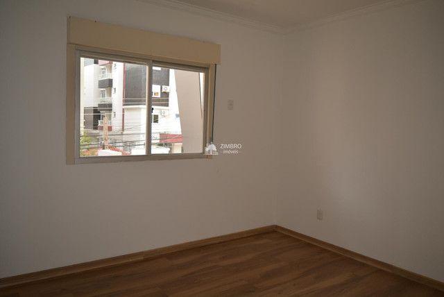 Apartamento 02 dormitórios para alugar em Santa Maria de frente com Sacada Garagem - ed Sa - Foto 10