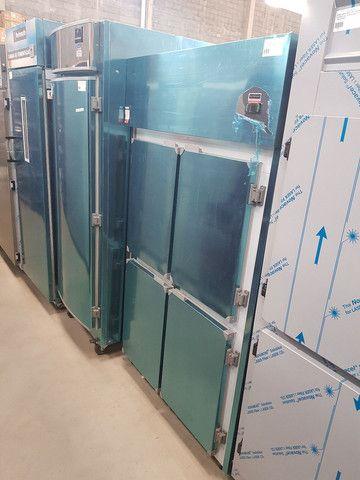 Mini Câmaras e geladeiras comerciais 4 e 6 portas inox - Refrimate, Klima e Gelopar - Foto 3
