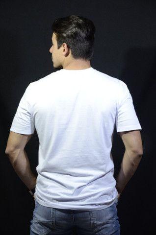 Camisetas Hatempos Original Bordada Básica  - Foto 2
