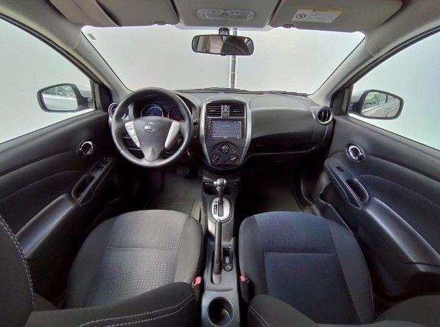 Nissan Versa SV 1.6 CVT 2018  Ziro 81 98764.7679 (Whatsapp) - Foto 3