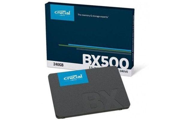 Pc intel core i5-3550, 8gb ram ,ssd 240gb, fonte 500w real, gabinete gamer  - Foto 3