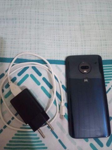 Motorola G7 plus sem marca de uso, com carregador . - Foto 3