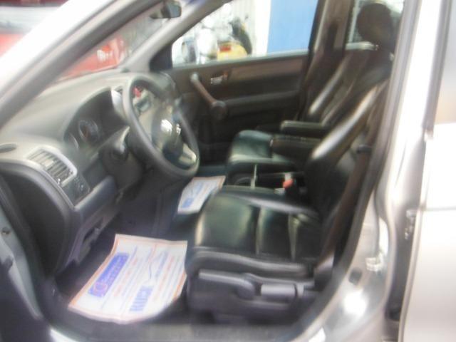 Honda Cr-v 2009 blindada n3a muito acima da media - Foto 6