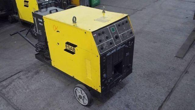Máquina de Solda Tig / Tag Esab Heliarc 355 ac/dc