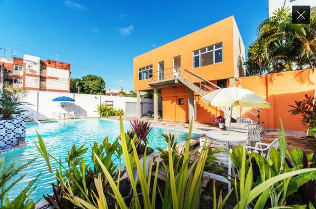 Mini estúdios e suítes mobiliadas individual em boa viagem c/ piscina - Foto 3