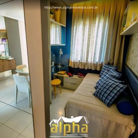 Apartamento Alto Padrão - Cambeba Hà 500 metros da Washington Soares - Entrada Facilitada - Foto 13