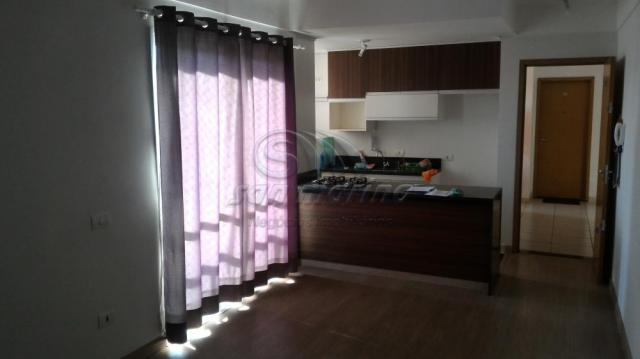 Apartamento à venda com 2 dormitórios em Vila industrial, Jaboticabal cod:V3625 - Foto 3