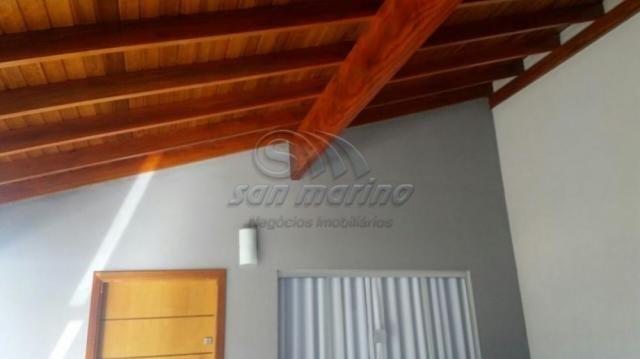Casa à venda com 2 dormitórios em Jardim america, Jaboticabal cod:V238 - Foto 3